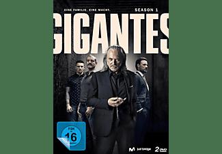 Gigantes-Season 1 DVD