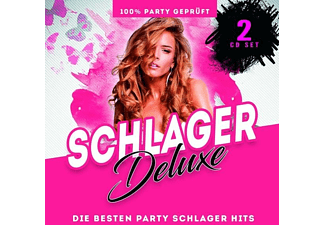 Diverse - Schlager Deluxe  - (CD)