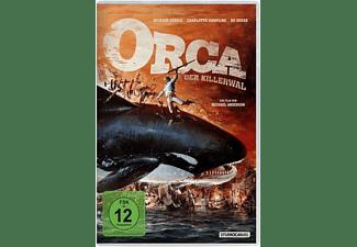 Orca,der Killerwal/Digital Remastered DVD