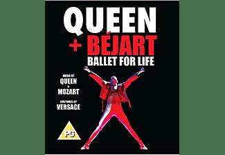 Maurice Queen/bejart - Ballet For Life (Deluxe Edt.)  - (Blu-ray)