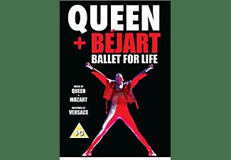 Maurice Queen, Bejart - Ballet For Life (Deluxe Edt.)  - (DVD)