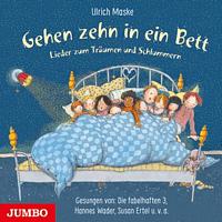 Die Fabelhaften 3, Hannes Wader, Susan Ertel, VARIOUS - GEHEN ZEHN IN EIN BETT - (CD)