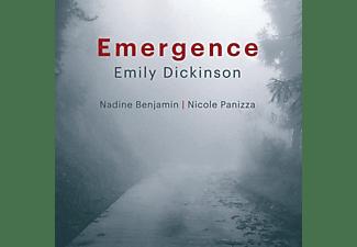 Nadine Benjamin, Nicole Panizza - Emergence: Emily Dickinson  - (CD)