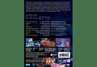 Enrique/wiener Symphoniker Mazzola - Rigoletto  - (DVD)