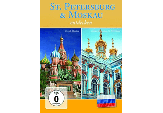St.Petersburg & Moskau Entdecken DVD