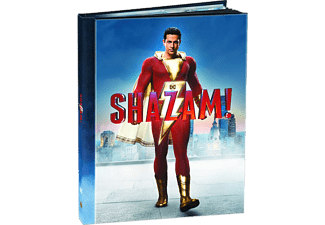 Shazam! (DigiBook) Blu-ray + DVD