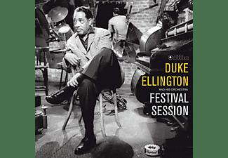 Duke Ellington - Festival Session - Jean-Pierre Leloir Collection  - (CD)