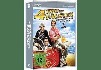 Trio mit vier Fäusten-Komple DVD