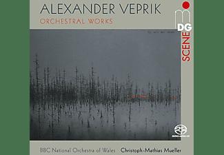 Christoph-matthias Müller, Bbc National Orchestra Of Wales - Orchesterwerke  - (SACD Hybrid)