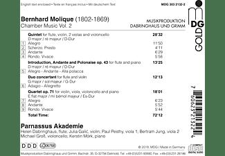 Parnassus Akademie - Kammermusik Vol.2  - (CD)
