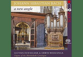 Leo Van Doeselaar & Erwin Wiersinga - A New Angle  - (SACD Hybrid)