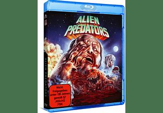 ALIEN PREDATORS (UNCUT) Blu-ray