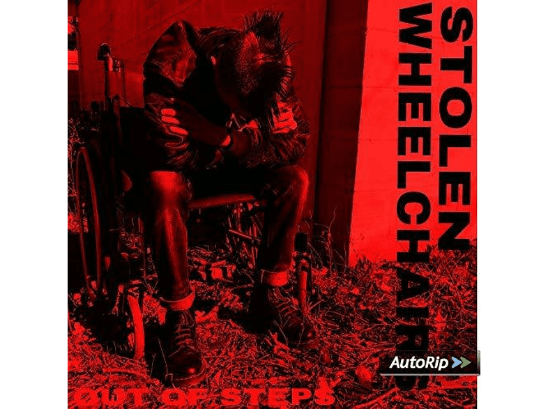 Stolen Wheelchairs - Out Of Steps [CD]