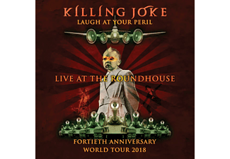 Killing Joke - Live At The Roundhouse-17.11.18  - (CD)