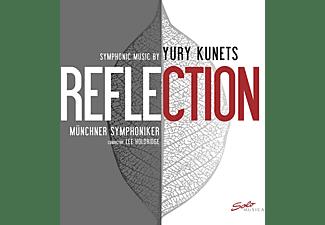 Yury & Münchner Symphoniker Kunets - REFLECTION-Symphonic Music by Yury Kunets  - (Vinyl)