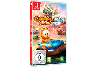 Garfield Kart: Furious Racing - [Nintendo Switch]