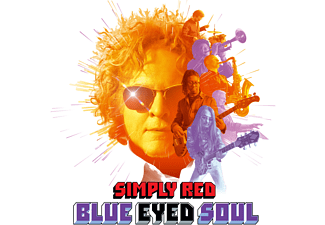 Simply Red - Blue Eyed Soul  - (Vinyl)