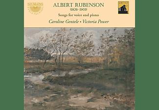 Caroline Gentele, Victoria Power - Lieder für Sopran und Klavier  - (CD)