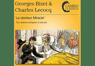 Georges Bizet, Royal Philharmonic Orchestra, Robinson, Lefort - Le docteur Miracle  - (CD)
