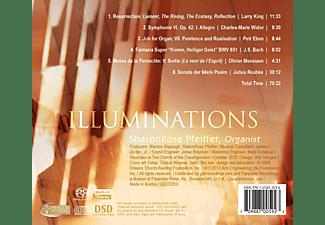 Sharonrose Pfeiffer, Messiaen, VARIOUS, Julius Reubke - Illuminations  - (SACD Hybrid)