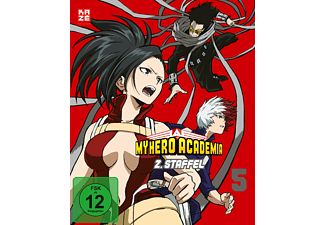 My Hero Academia - Staffel 2 - Vol. 5 Blu-ray