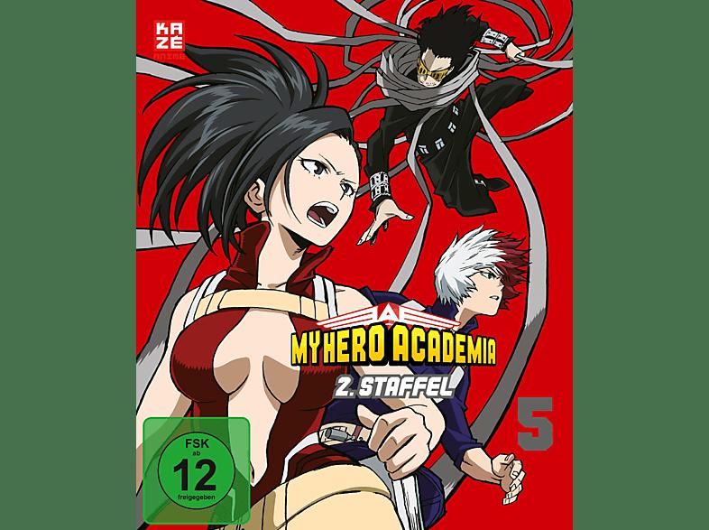 My Hero Academia - Staffel 2 - Vol. 5 [Blu-ray]