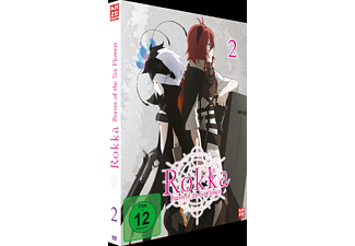 Rokka: Braves of the Six Flowers Vol. 2 DVD