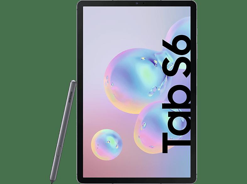 SAMSUNG Tab S6 LTE, Tablet , 256 GB, 10.5 Zoll, Mountain Grey