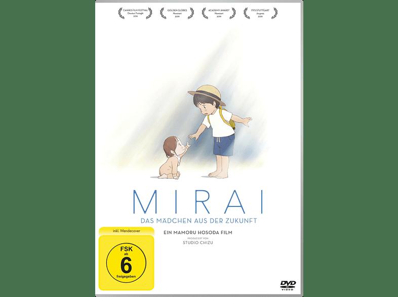 Mirai - Das Mädchen aus der Zukunft [DVD]