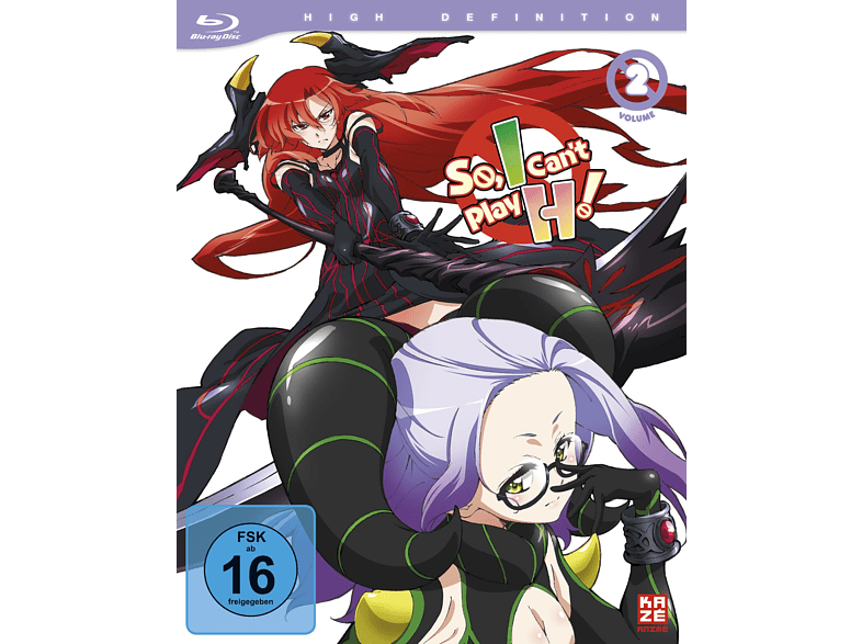 So I Can't Play H! - Vol. 2 [Blu-ray]