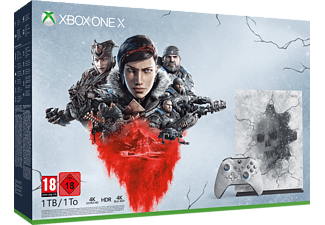 Xbox One X 1TB - Gears 5 Limited Edition -  -