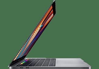 APPLE MUHN2D/A MacBook Pro, Notebook mit 13,3 Zoll Display, Core™ i5 Prozessor, 8 GB RAM, 128 GB SSD, Intel Iris Plus Graphics 645, Space Grau