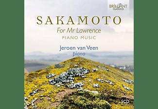 Jeroen Van Veen - Sakamoto:For Mr Lawrence,Piano Music  - (CD)