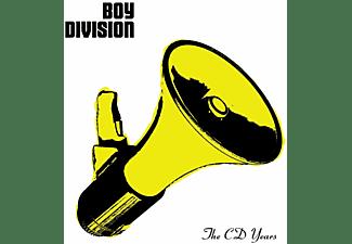 Boy Division - The CD Years (Lim.Ed./Yellow Vinyl)  - (Vinyl)