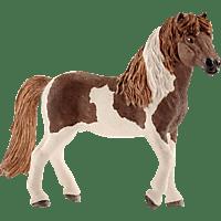 SCHLEICH HC Island Pony Hengst Spielfigur, Mehrfarbig