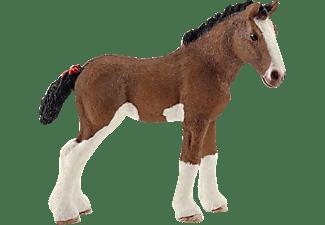 SCHLEICH Clydesdale Fohlen Spielfigur Mehrfarbig