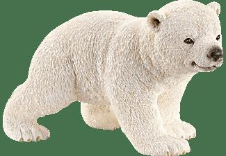 SCHLEICH Eisbärjunges, laufend Spielfigur Mehrfarbig
