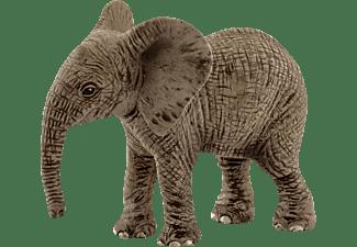 SCHLEICH Afrikanisches Elefantenbaby Spielfigur Grau