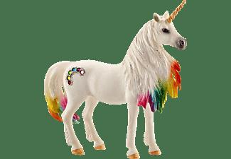 SCHLEICH Regenbogeneinhorn, Stute Spielfigur Mehrfarbig