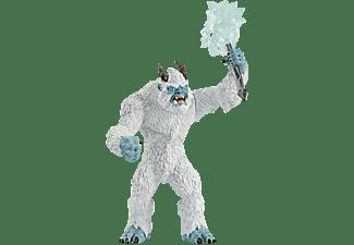 SCHLEICH Eismonster mit Waffe Spielfigur Mehrfarbig
