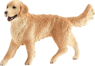 SCHLEICH Golden Retriever Hündin Tierfigur Honigfarben