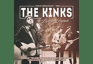 The Kinks - Live In Japan  - (CD)