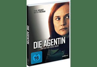 Die Agentin DVD