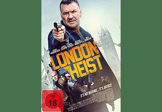London Heist DVD