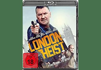 London Heist Blu-ray