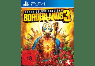 Borderlands 3 (Super Deluxe Edition) - PlayStation 4