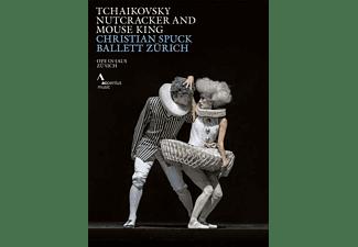 Peter Connelly, Philharmonia Zürich, Ballett Zürich - Nussknacker und Mauskönig  - (DVD)