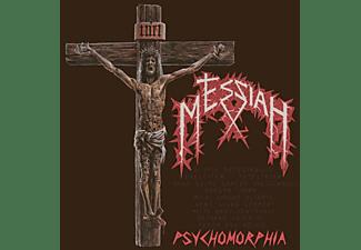 Messiah - PSYCHOMORPHIA (BLACK)  - (Vinyl)