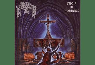 Messiah - CHOIR OF HORRORS (BLACK)  - (Vinyl)