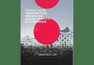 Yutaka/tonkünstler-orchester Sado - Mahler-Sinfonie 5  - (Blu-ray)